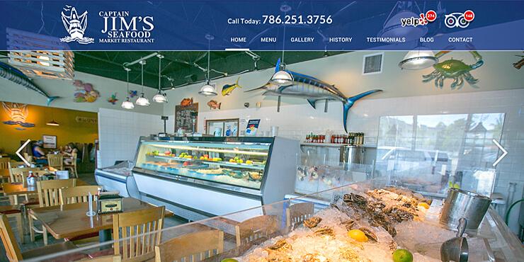 Captain Jim's Seafood Restaurant