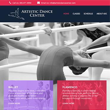 Artistic Dance Center – ADC